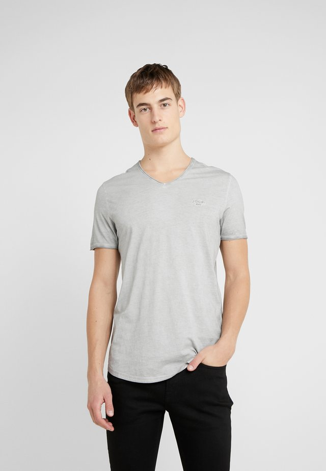 CAREY - T-shirt - bas - grey
