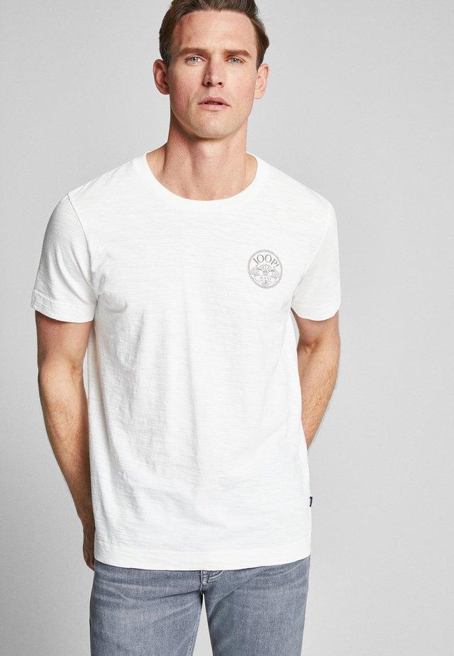 COHEN - Print T-shirt - white