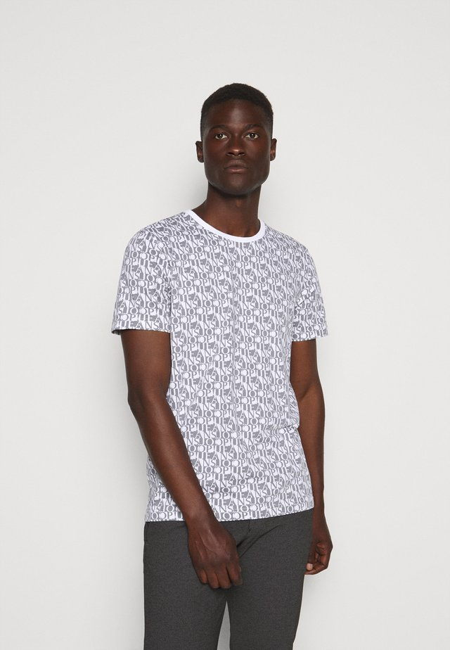 ALESSANDRO - T-shirts med print - white