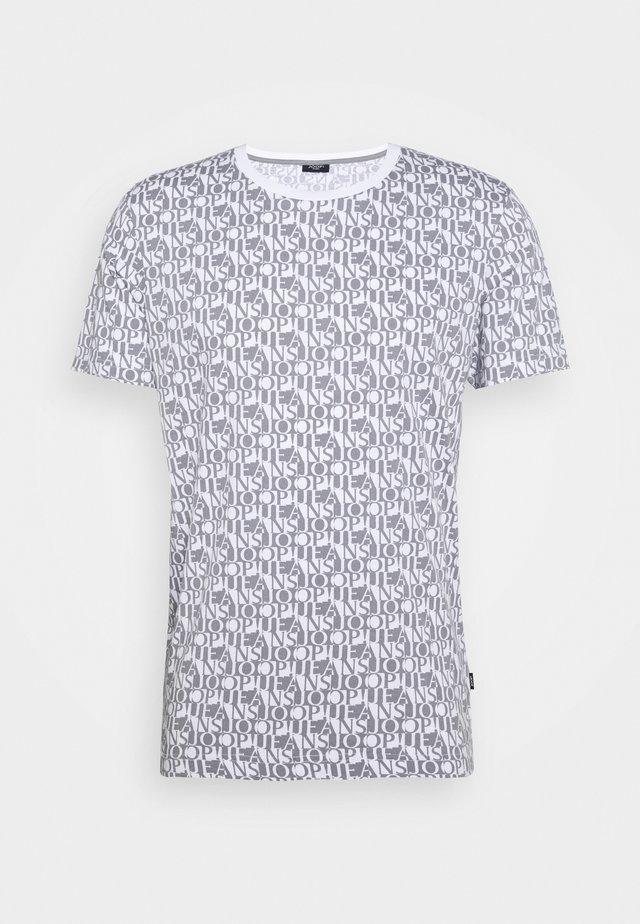 ALESSANDRO - T-Shirt print - white