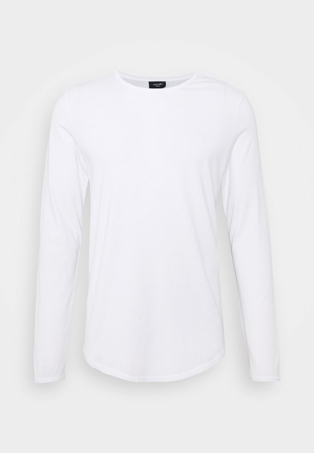 CHARLES - Long sleeved top - white