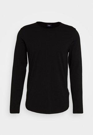 CHARLES - Long sleeved top - black