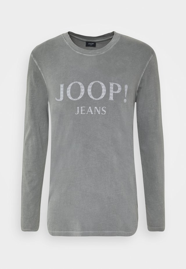 AMOR - Long sleeved top - silver