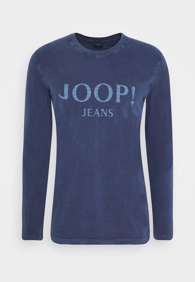 AMOR - Long sleeved top - dark blue
