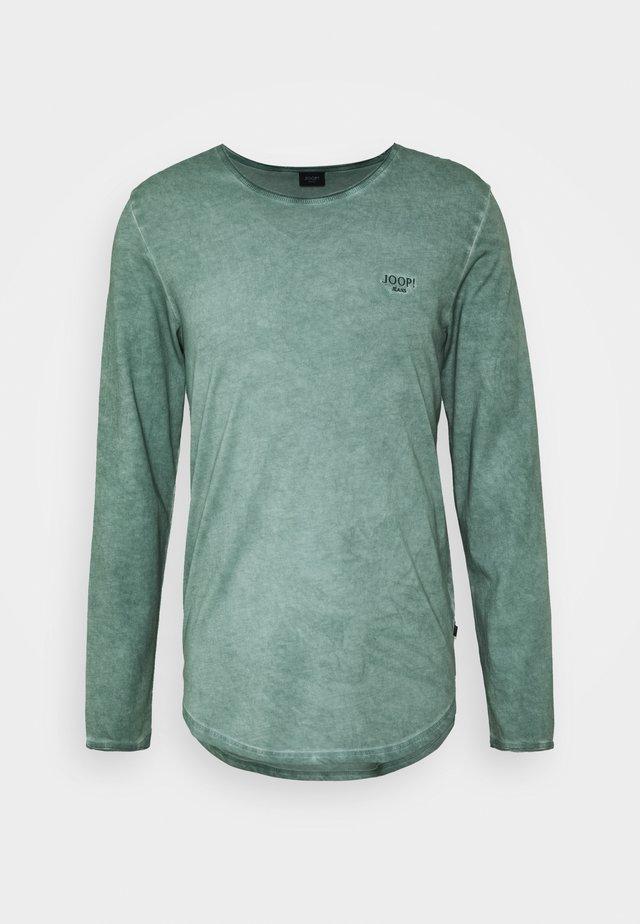 CARLOS - Long sleeved top - light pastel green