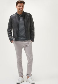 JOOP! Jeans - AMBROSIO - Polo shirt - dark grey - 1