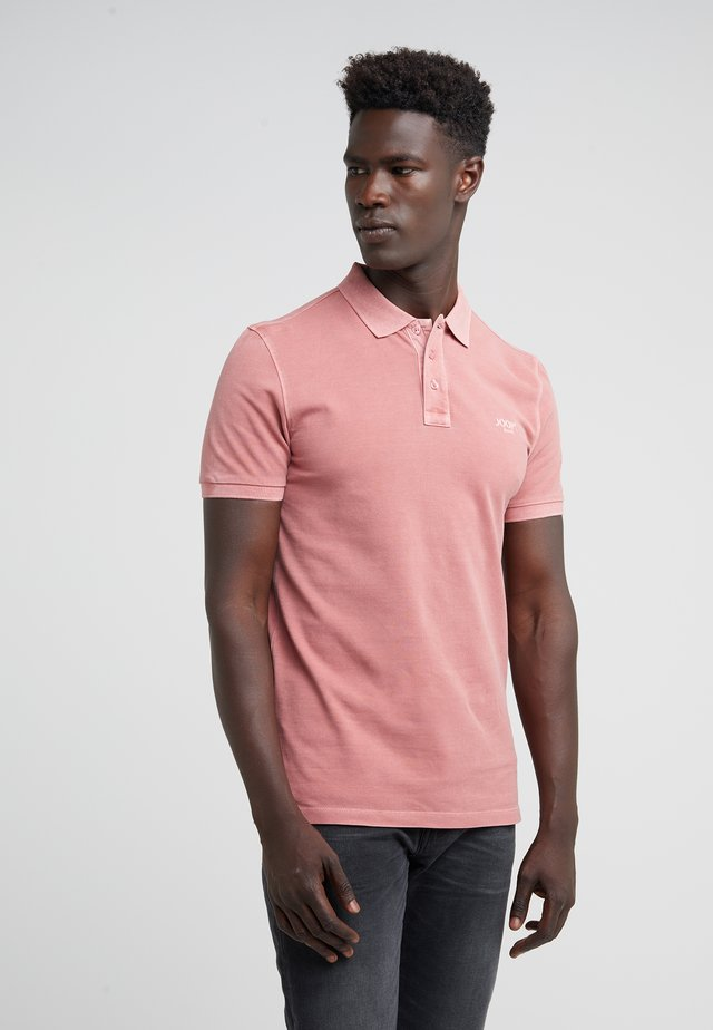 AMBROSIO - Polo shirt - red