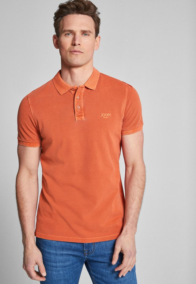 AMBROSIO - Poloshirt - bright orange  825