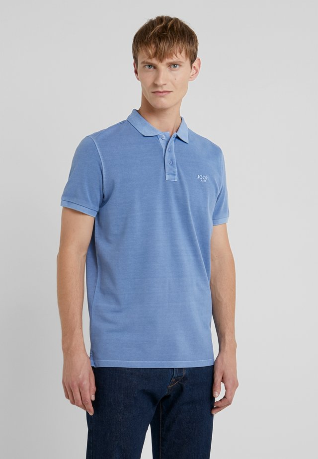 AMBROSIO - Poloshirts - pastel blue