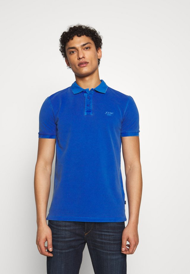 AMBROSIO - Poloskjorter - blue