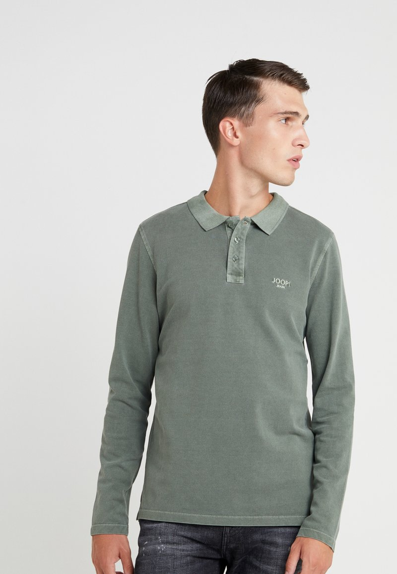 JOOP! Jeans - AMBROSIO - Polo shirt - olive