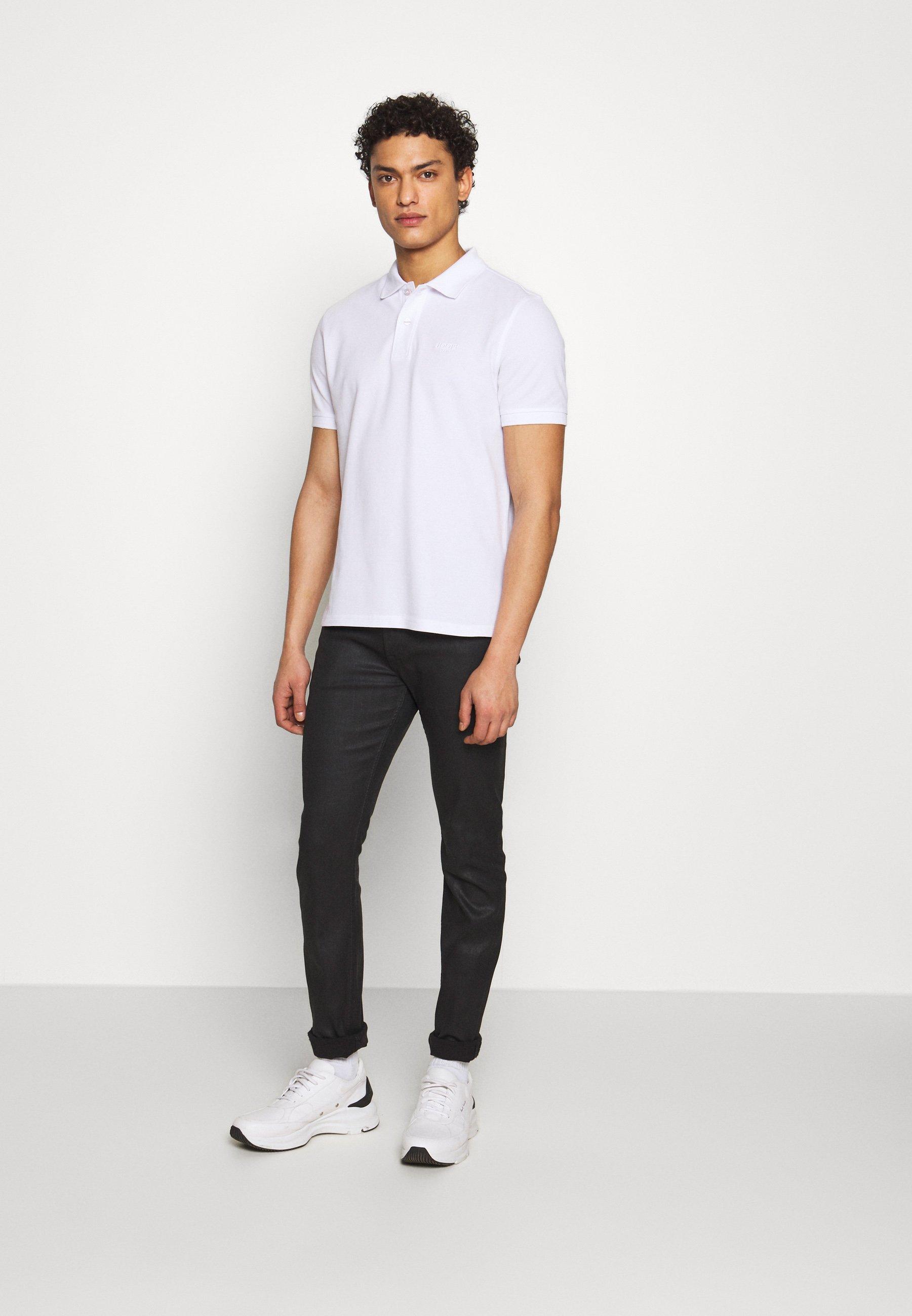 Joop! Jeans Beeke - Pikeepaita White