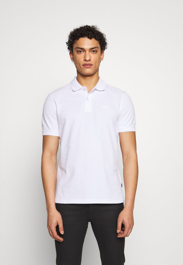 BEEKE - Polo shirt - white