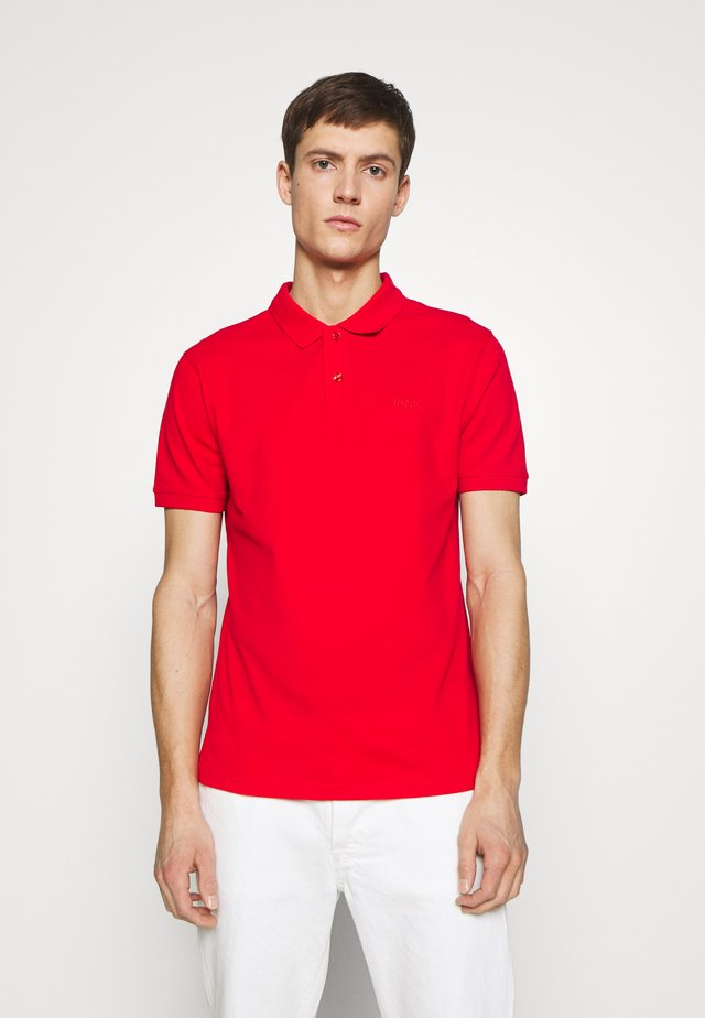 BEEKE - Poloshirt - red