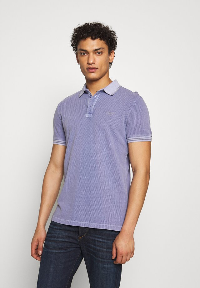 ADONIS - Poloshirts - blue