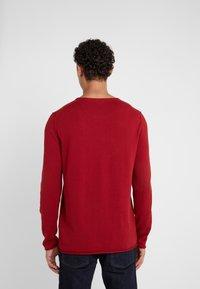 JOOP! Jeans - Strickpullover - red - 2