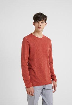 HOGAN - Sweter - orange