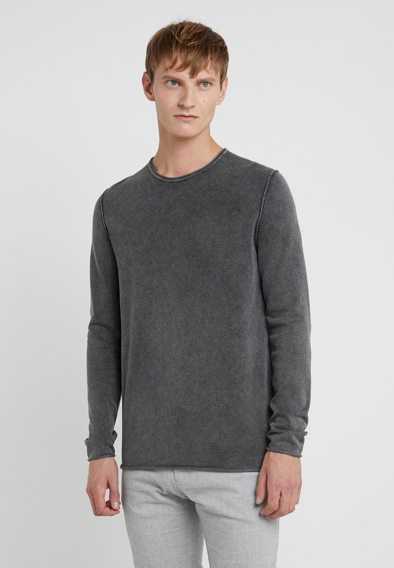 JOOP! Jeans - HOGAN - Stickad tröja - anthracite