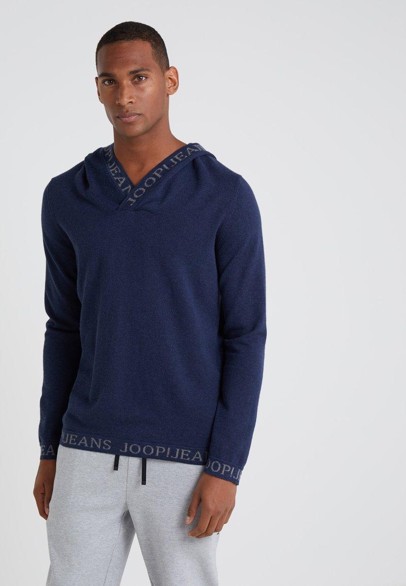 JOOP! Jeans - TEDDY - Hoodie - navy