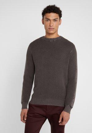 HADRID - Pullover - anthracite