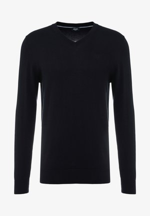 BARRY - Pullover - black