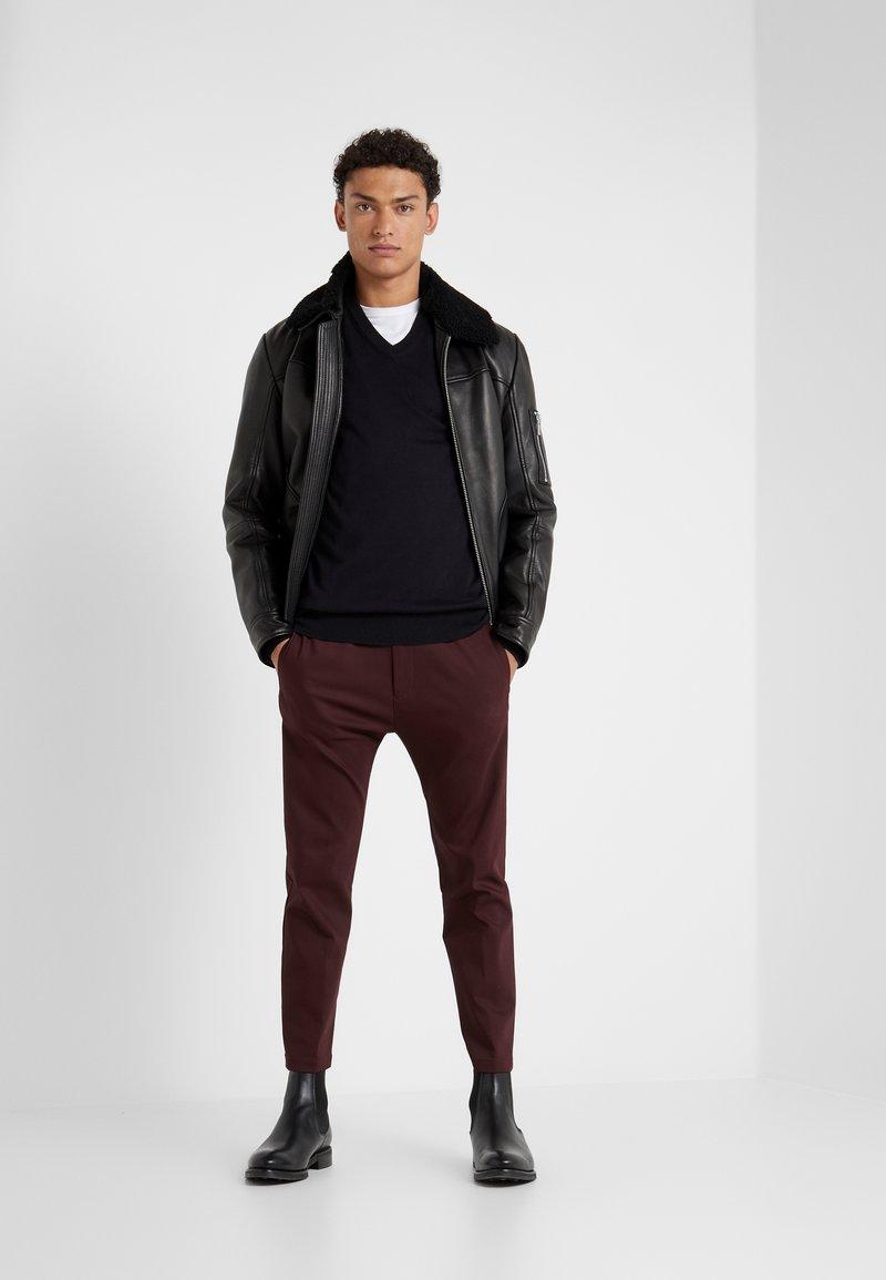 JOOP! Jeans BARRY - Strikkegenser - black