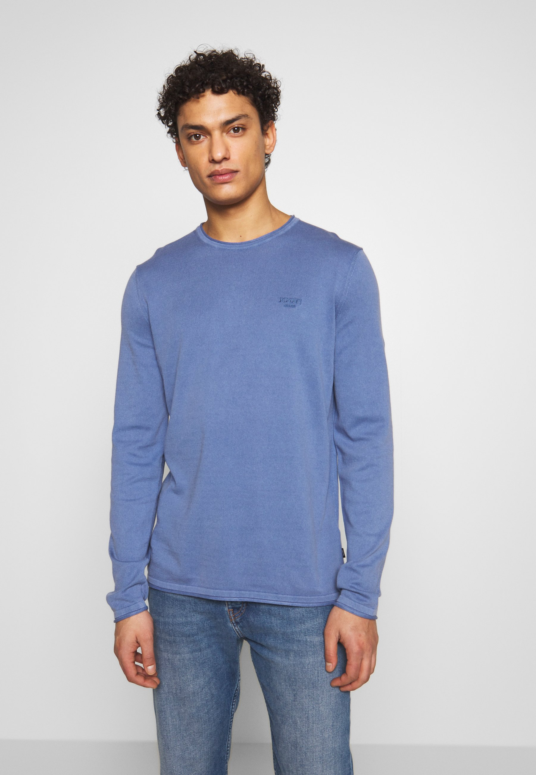 JOOP! Jeans HAVEN - Sweter - blue