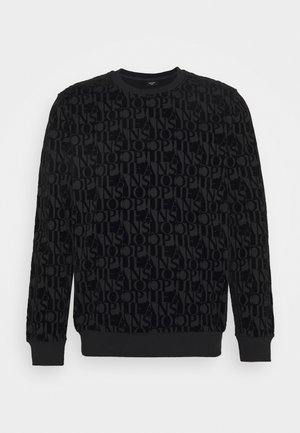 AARON  - Sweatshirt - black