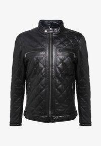 JOOP! Jeans - MANTA - Lederjacke - black - 6