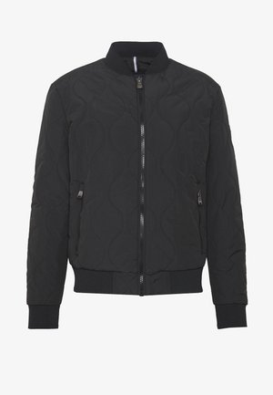 BOMBAXO - Lehká bunda - black