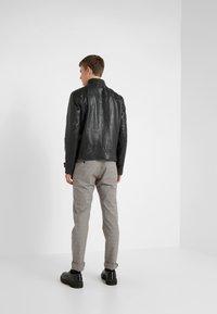 JOOP! Jeans - CLEARY - Skinnjacka - black - 2