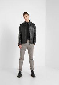 JOOP! Jeans - CLEARY - Skinnjacka - black - 1