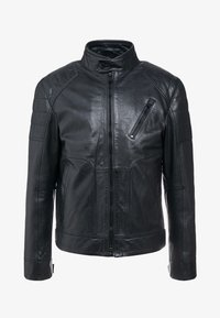 JOOP! Jeans - LIMA - Læderjakker - black - 5
