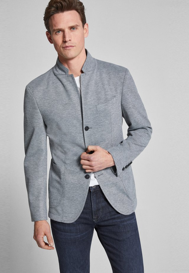HANKEZ - Blazer jacket - grey