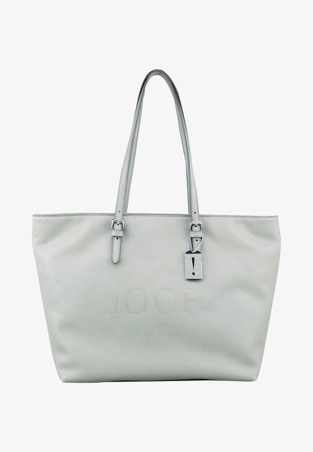 LETTERA LARA - Handbag - taupe