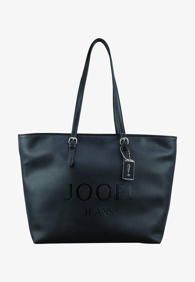 LETTERA LARA - Handbag - black
