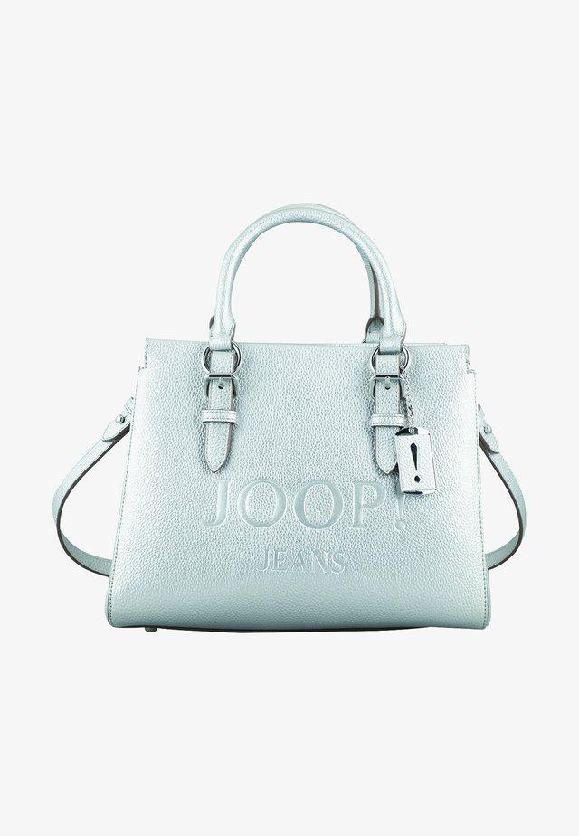 LETTERA PEPPINA - Handbag - silver