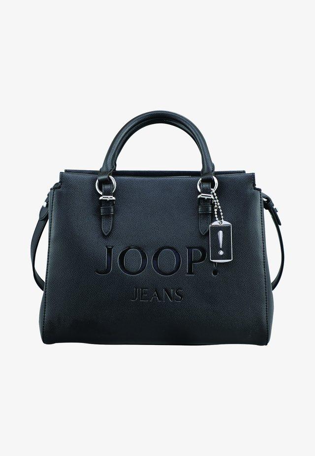LETTERA PEPPINA - Handbag - black