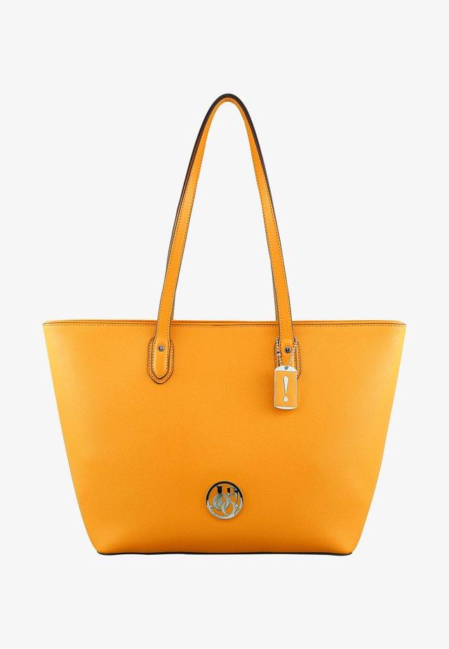 TONDO LARA  - Tote bag - yellow