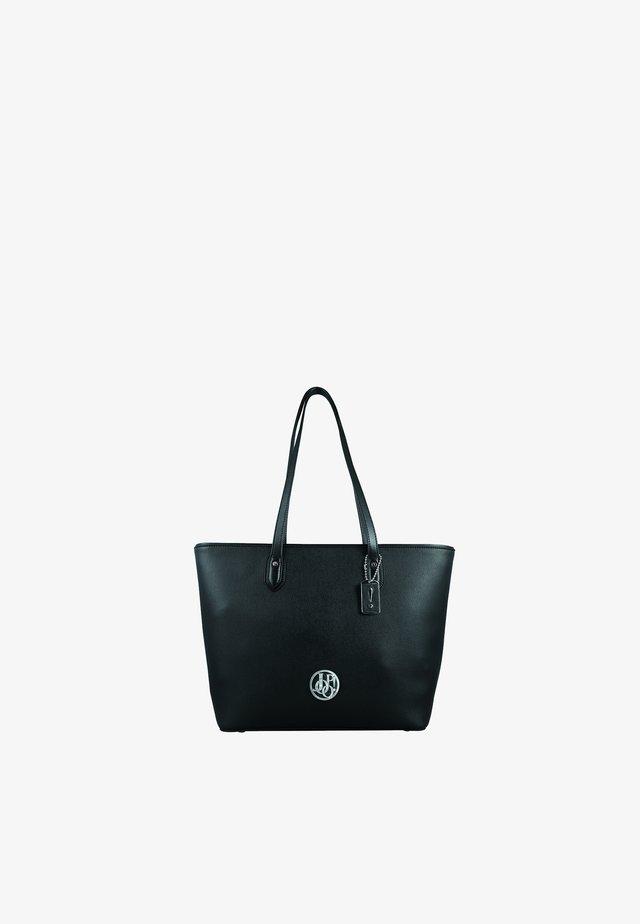 TONDO LARA  - Tote bag - black