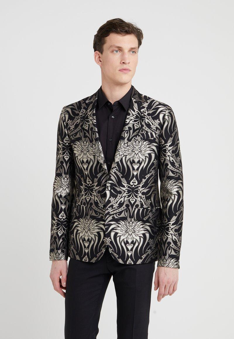 John Richmond - JACKET STANHOPE - Suit jacket - black
