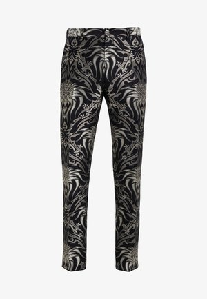 PANTS SPEED - Pantaloni eleganti - black