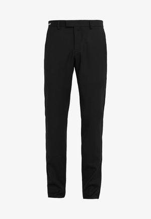TROUSER - Spodnie garniturowe - black