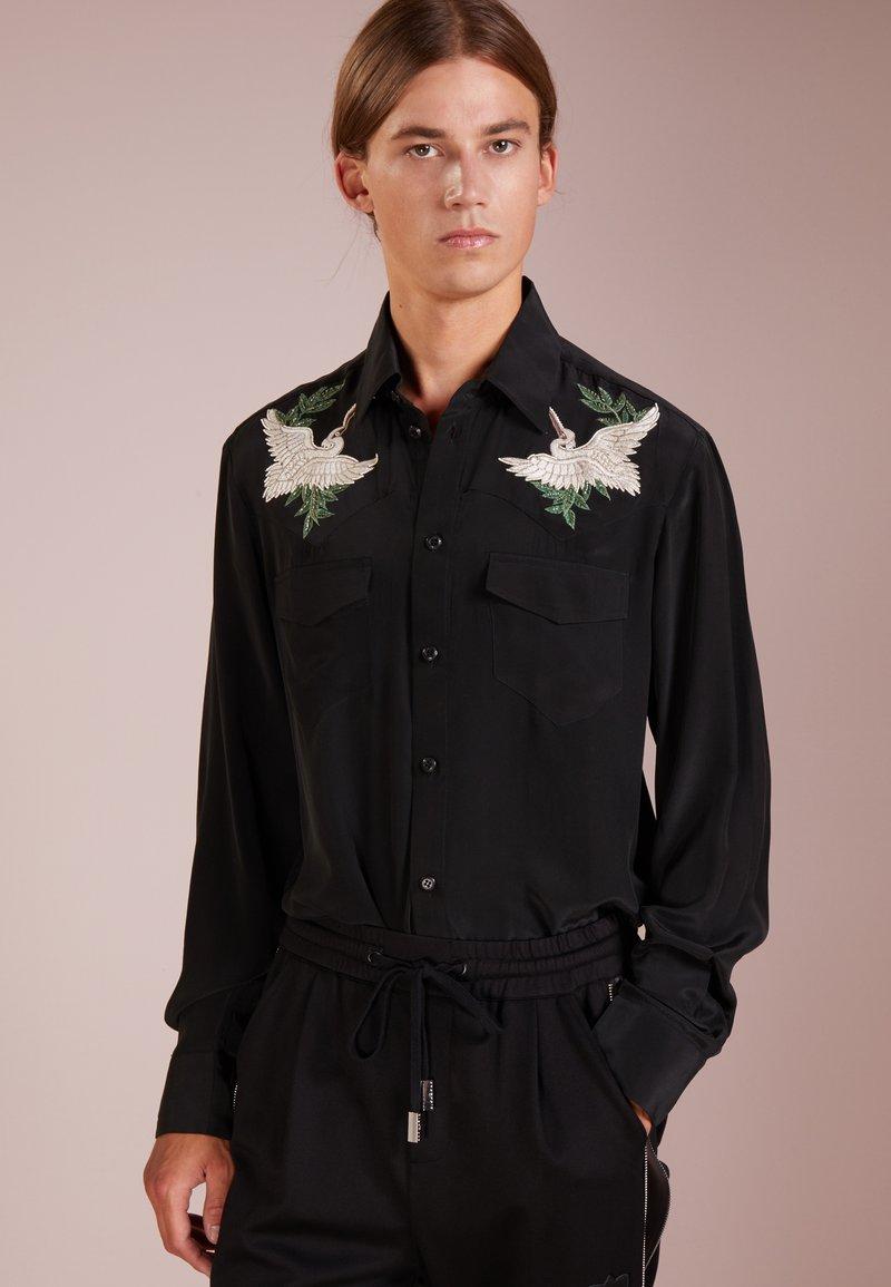 John Richmond - RIHANNA - Shirt - black
