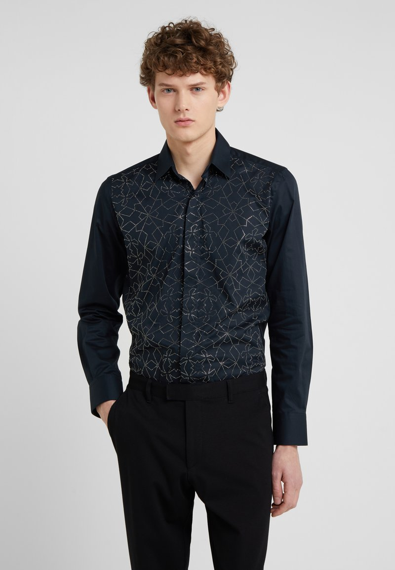 John Richmond - BRAMLEY - Shirt - black
