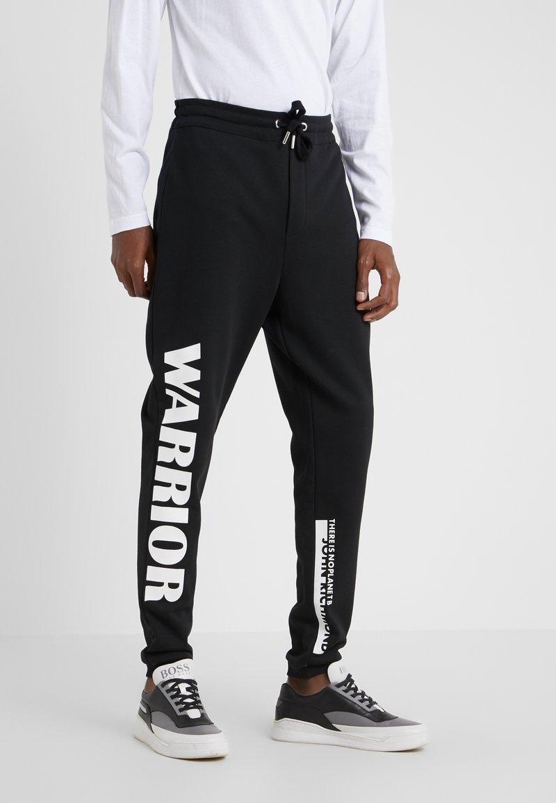 John Richmond - JOGGER - Pantaloni sportivi - black
