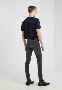 John Richmond - RUSKIN - Jeans Skinny Fit - black - 2