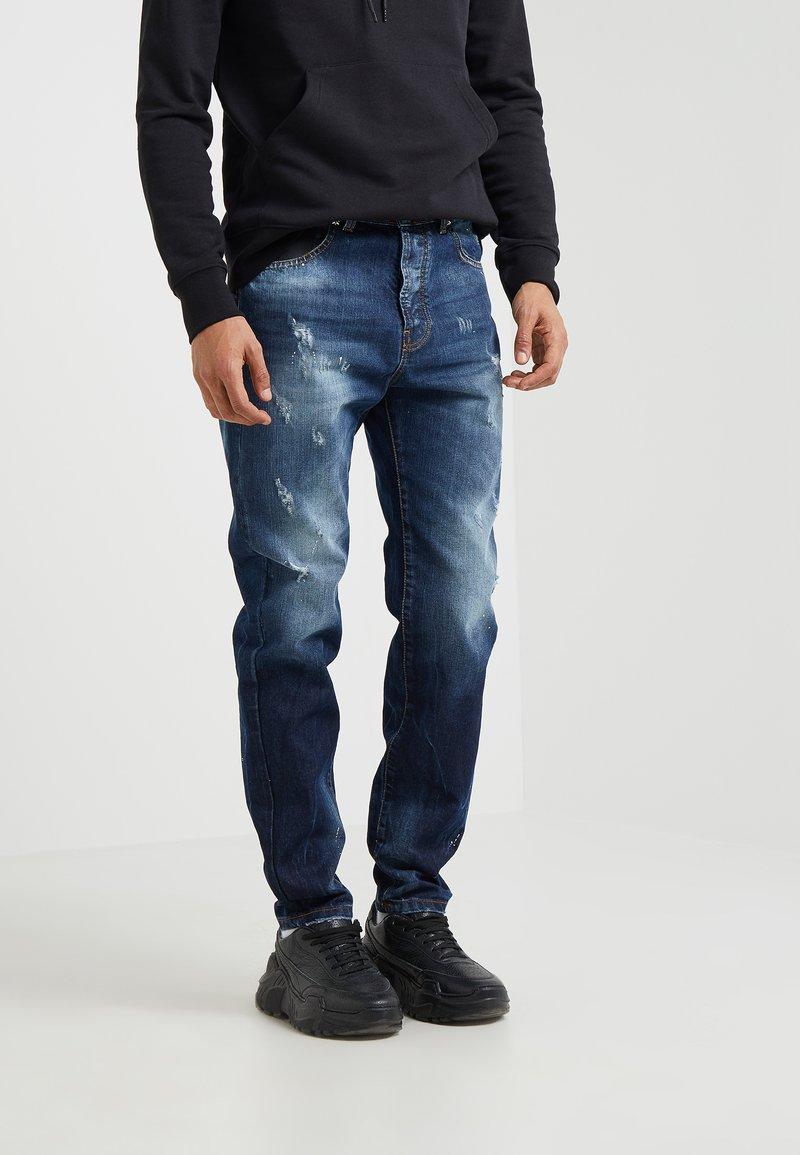 John Richmond - DOBSON - Relaxed fit jeans - medium blue