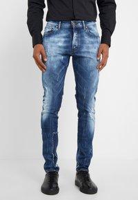 John Richmond - Jeans Slim Fit - blue - 0