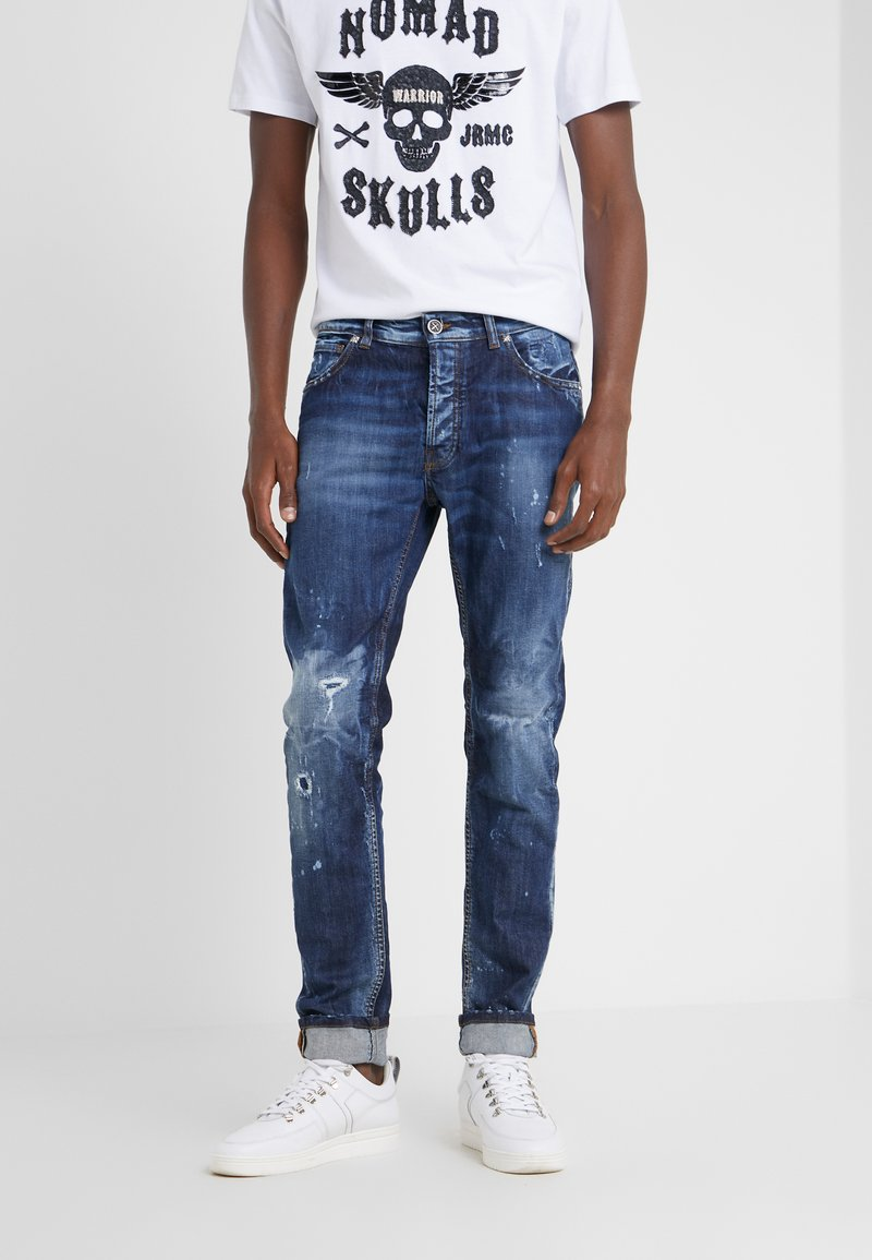 John Richmond - Jeans Slim Fit - blue denim